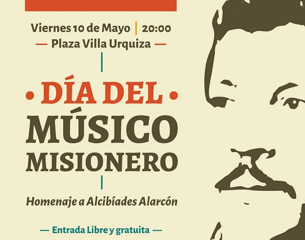 Nueva edición del Festival del Músico Misionero en la Plaza Villa Urquiza