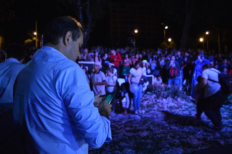 "Oscar Herrera Ahuad: ""La industria digital la vamos a extender a toda la provincia"""