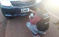 20 detenidos y más de 40 vehículos secuestrados en operativos policiales