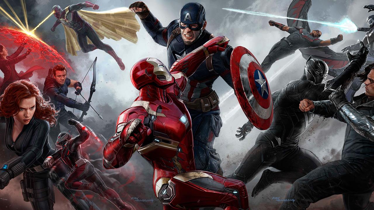 Avengers… una semana más para seguir apluadiendo