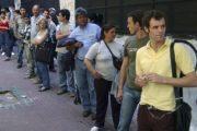 El desempleo volvió a los dos dígitos en la Argentina y en Misiones subió a 4,9 por ciento