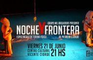 """Este viernes se despide """"Noche y Frontera"""""""
