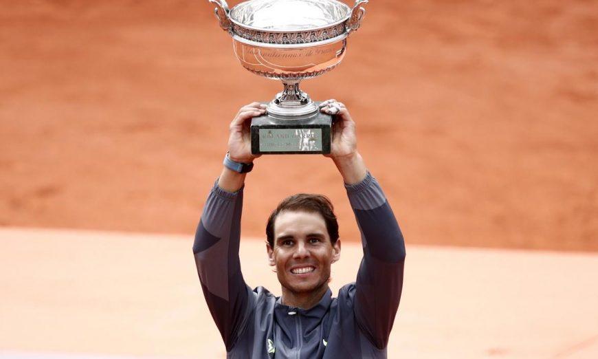 Nadal se quedó con su 12° Roland Garros